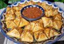 Самса рецепт приготовления в домашних условиях — печём в духовке, а вкус как из тандыра